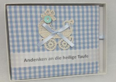 Taufbrief Johann-Meinrad